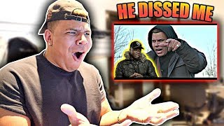 REACTING TO PEOPLE REACTING TO CHECK THE STATISTICS Feat. Ricegum (BIG SHAQ DISS TRACK)