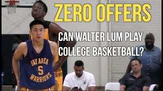 5'9 PG Walter Lum TAKES ON COMPTON MAGIC ELITE & D1 Bound Players!! Can He Play College Basketball?