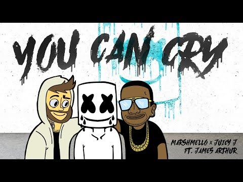 Xxx Mp4 Marshmello X Juicy J You Can Cry Ft James Arthur Official Lyric Video 3gp Sex