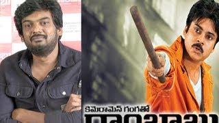 Puri Jagannath Talks About Cameraman Ganga Tho Rambabu - Tollywood News [HD]