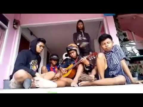 Cover lagu Virgoun Bukti. Kreatif lucu gokil mp3