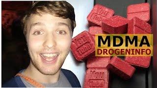 MDMA(Ecstasy) - Drogeninfo