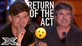 Acts RETURN To Audition For The X Factor UK | X Factor Global