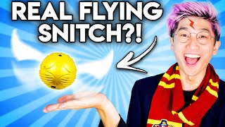 Guess The Price Of These INSANE HARRY POTTER Products! (Zero Budget GAME)