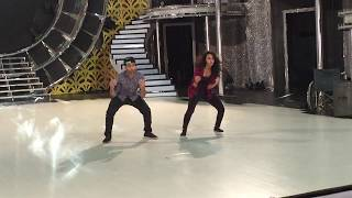 Dance + Popping Ticko and So You Think You Can Dance Kanchi Dancing together.