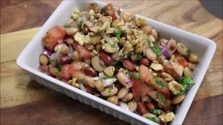 How To Make Persian Bean Salad