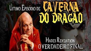 CAVERNA DO DRAGÃO - O VERDADEIRO FINAL - Episódio Perdido e o Lado Obscuro Creepypasta