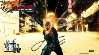 GTA IV LCPDFR Ghost Rider Police Patrol - Episode 2 - New Microphone Blue Yeti and Man of Steel