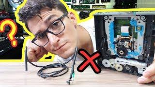 Vlog Como fazer um microfone caseiro ou laser super potente? ESCOLHA