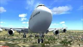 Fly for (PIA) Pakistan International Airlines Virtual! (Promotional FSX Video)