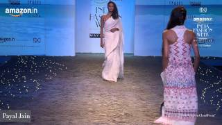 Payal Jain Show at Amazon India Fashion Week