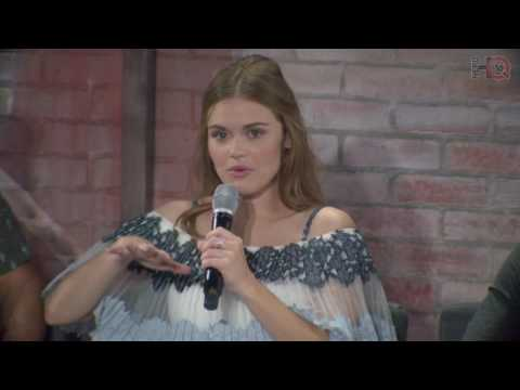 Nerd HQ 2016: A Conversation with the Cast of Teen Wolf