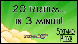 20 telefilm anni '80 in tre minuti!