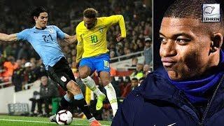 What Kylian Mbappe Sent Neymar After Edinson Cavani Clash