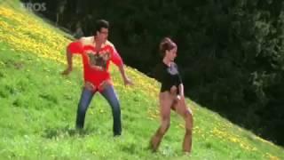 Ayyo Ayyo Ayyayyo Song in Hindi || Indra the tiger||  Chiranjeevi || Aarthi Aggarwal || Full HD