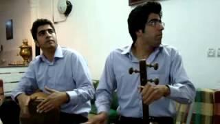 milad shokri اجرای زیبای میلاد شکری کمانچه و برادرش