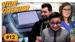 VIDE GRENIER #12 - Consoles rétro, jeux vidéo & Pokémon ...   Ejayremy