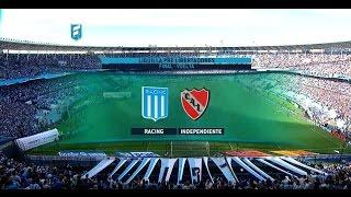 Fútbol en vivo Racing-Independiente Liguilla Libertadores FPT 2015