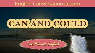 Can and Could - Confusion English Lessons - Easy Way to Learn English Grammar