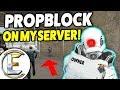 Download Video Download PROPBLOCK SPAWN ON MY SERVER! - Gmod DarkRP Admin Life (No Staff Online) 3GP MP4 FLV