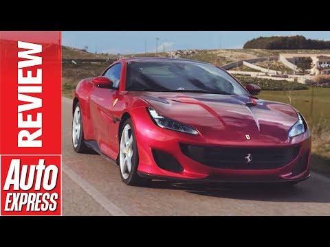 New Ferrari Portofino review 591bhp California T replacement driven
