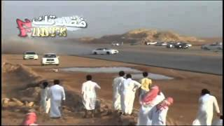 Driving  king Fawaz Lexus