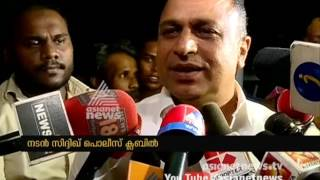 Siddique at Aluva police club; where Dileep is now is giving statement