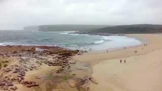 From Bundeena to Wattamolla Beach - Sydney October 2014