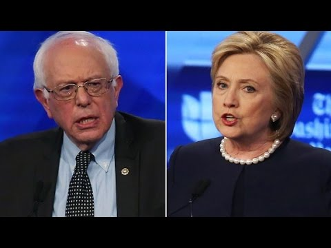 Is Bernie Sanders pushing Hillary Clinton to the left?