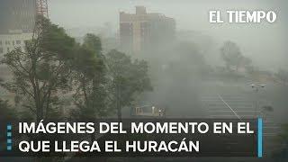La impresionante devastación del huracán Florence | EL TIEMPO