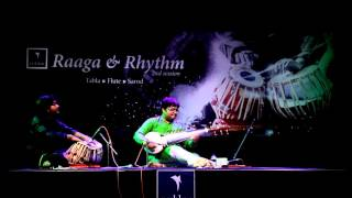 Sarod Tabla Performance by Srinjoy Mukherjee and Mir Naqibul Islam Part 3