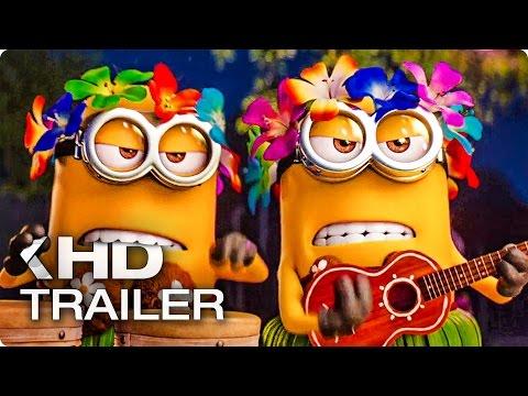ICH - EINFACH UNVERBESSERLICH 3 Exklusiv Clip & Trailer German Deutsch (2017)