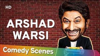 Arshad Warsi Comedy - अरशद वारसी हिट्स कॉमेडी सीन्स - Comedy Scenes - Arshad Warsi Birthday Special