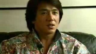 Jackie Chan - Bruce Lee Interview