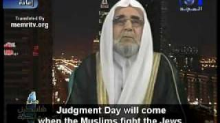 UAE Professor Claims the Jews Gathered in Israel to Make It Easier for Muslims to Fight