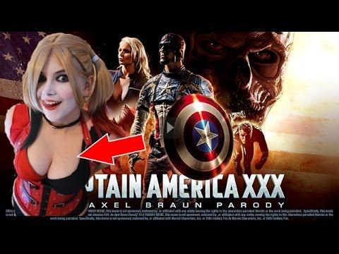 Las 7 Parodias XXX de Marvel y DC que te Sorprenderan