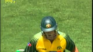 WORST OVER IN CRICKET HISTORY Bowler forgets how to bowl