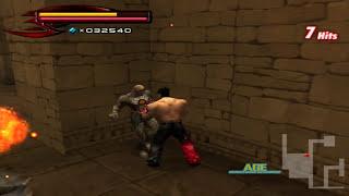 Tekken 5 - [Medium - Devil Within] - Stage 3