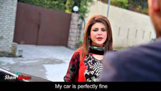 When a Girl gets in a Car Accident ft. MISHI KHAN | Sham Idrees