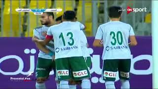 ملخص مباراة المصري 1 - 0 المقاولون العرب | الجولة الـ 9 الدوري المصري