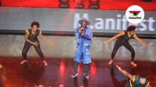 M.anifest performs at 2017 VGMA
