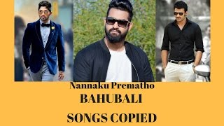Telugu songs copied /inspired from Other language   ep4