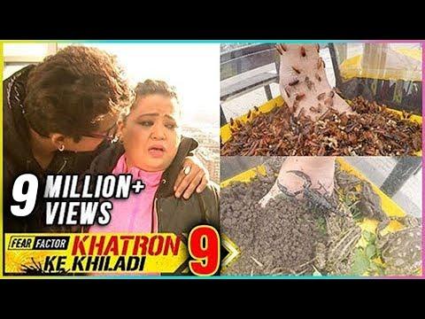 Xxx Mp4 Bharti Singh CRIES In Khatron Ke Khiladi Season 9 3gp Sex