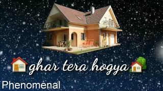 Aaj Se Teri Sari Galiyan Meri Ho Gayi !! Padman !! WhatsApp Status Video