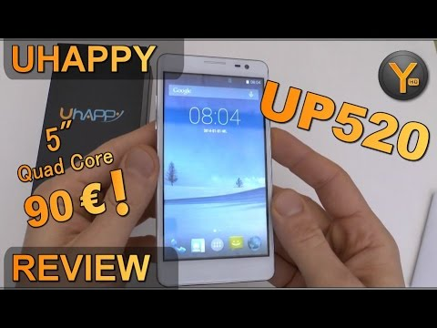 Review: UHAPPY UP520 / 5