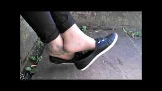 Shoeplay Dangling Black Sneakerflats 2