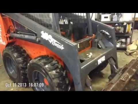 Home made Skid Steer Cab And Door