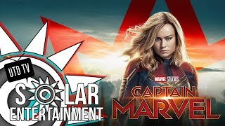 Solar Entertainment: Captain Marvel