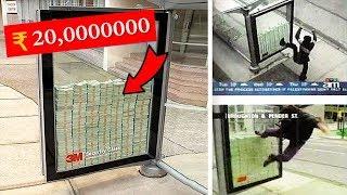 इसको फोड़ो और 20 करोड़ ले जाओ || 5 most creative ads