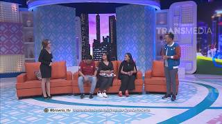 BROWNIS TONIGHT - Seru Nih ! Istri Baru Daus Mini Ketemu Sama Mantan Istrinya (25/4/18) Part 2